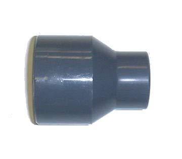 Réduction conique en PVC - Mâle à coller / Femelle à coller - Diamètres 40 / 25 mm - Jardiboutique