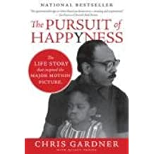 The Pursuit of Happyness - Large Print [ THE PURSUIT OF HAPPYNESS - LARGE PRINT ] By Gardner, Chris ( Author )Nov-01-2006 Paperback
