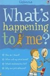 What's Happening to Me?: Boys Edition by Alex Firth (2007-01-02)