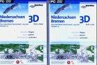 Niedersachsen/Bremen 3D 1.5: Set (DVD 1+2) (DVD-