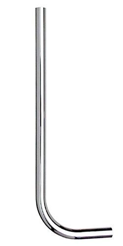 Cornat T362205 Druckspülrohr 26 x 28 mm, chrom