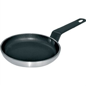 Vogue Non-Stick Aluminium Blinis Pan 120mm Heavy Duty Frying Kitchen Cookware