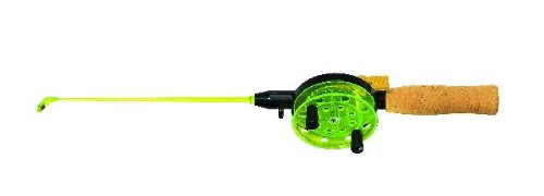 Jenzi Just Ice Rod with Reel Ice Fishing Combo Kit by Jenzi