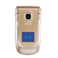Nokia 2760 sandy gold (VGA-Digitalkamera, 2 Displays, UKW-Radio, Spiele) Handy (E Anrufer Amp)