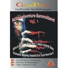 Actionspiel-Adventure Sammelband Volume 1
