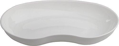Nierenschalen Nieren Schale von Medi-Inn aus Kunststoff verschiedene Mengen und Farben (5 Stück, weiß)