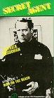 Secret Agent: Man on the Beach [VHS] [Import USA]