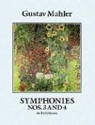 Symphonies Nos. 3 & 4 (Full Score): Partitur, Dirigierpartitur für Orchester (Dover Music Scores)