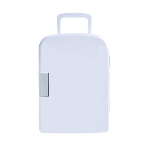 Car Home Zwei Benutzer außerhalb der Heizung und Heizung 12V / 220V Tragbarer Kleiner Kühlschrank ()