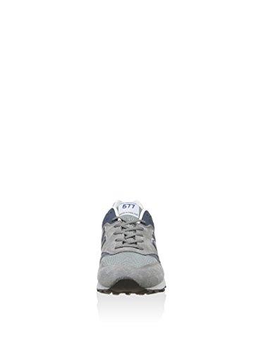 New Balance M577ANG - Scarpe da ginnastica, colore grigio - Grau (Grey)