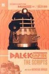 Dalek Empire Script Book