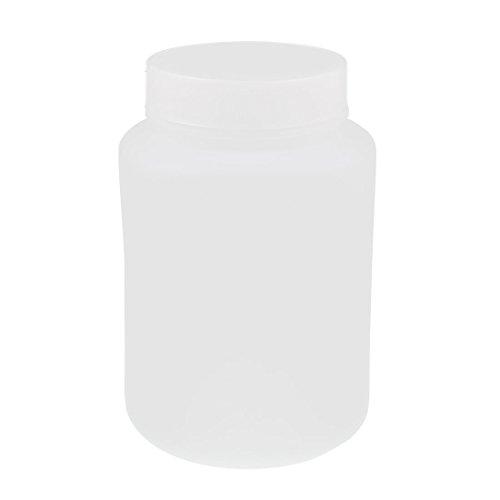sourcingmap Labor Schraubdeckel Breit Mund Plastik chemikalien Lagerung Reagensflasche250ml DE