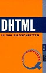 DHTML. Visual QuickSteps. In 500 Bildschritten.