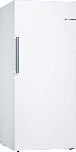 Bosch GSN51AWDV Serie 4 Freistehender Gefrierschrank/A+++ / 161 cm / 174 kWh/Jahr/Weiß / 286 l/NoFrost