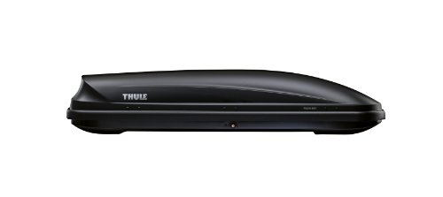 Thule Pacific 600 anthrazit aeroskin, Dachbox