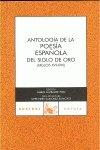 Antología de la poesía española del Siglo de Oro (Clásica)