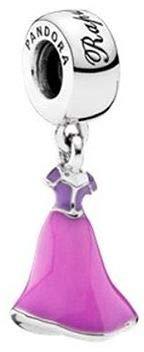 e7a1ac5cb Pandora pandora disney rapunzel's dress dangle the best Amazon price ...