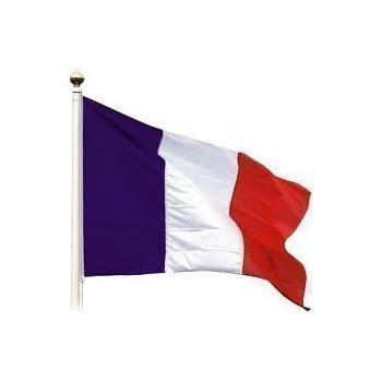 Bandera Nacional de Francia...