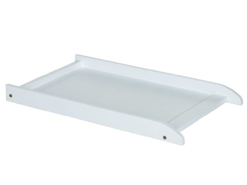 saplings-cot-top-changer-white