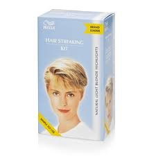 Wella Hair Streaking Kit Scandinavian Blonde