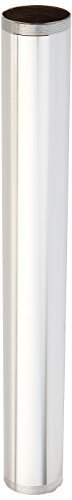 PLUMB PAK CORPORATION - 1-1/2 x 12-Inch Chrome-Plated Threaded Tube