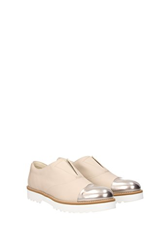 Slip On Hogan Donna - Pelle (HXW2590O7918LI) EU Beige