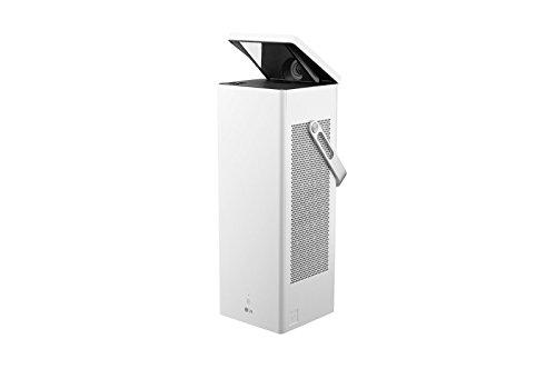 """LG HU80KSW Video - Proyector (2500 lúmenes ANSI, DLP, 2160p (3840x2160), 150000:1, 16:9, 762 - 3810 mm (30 - 150""""))"""
