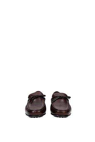XXM0LR00051D90S800 Tod's Loafers Herren Leder Braun Braun