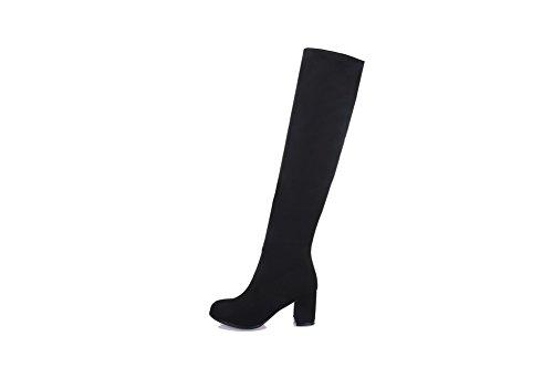 Balamasa Balamasaabl10517 - Sandalias De Cuña Para Mujer Negro