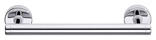 Tesa draad Haltegriff (für Bad und Dusche, inkl. Klebelösung, hält bis 20kg/Adapter (kurzfristig bis 120kg), 60mm x 317mm x 75mm) -