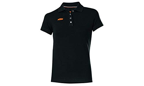 Herren Polo Shirt Gr. XL Factory Team Schwarz - inkl. Key Holder (5-036)