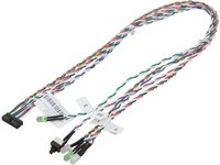 HP Front System LED Cable - **Refurbished**, 459186-001 (**Refurbished** For