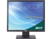 Acer V193DObmd 48,3cm (19 Zoll) TFT Monitor (VGA, DVI, 5ms Reaktionszeit) schwarz