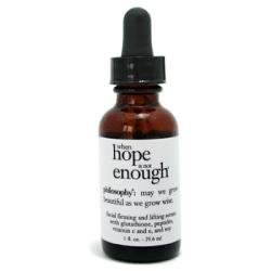 1 oz When Hope is Not Enough Firming & Lifting Serum