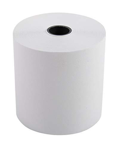 Exacompta 40651E - Pack 10 rollos papel térmico