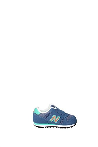 New Balance Jungen Nbkv373tcp Krabbelschuhe blau/blaugrün