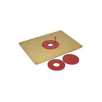 Aluminum router table insert plate amazon diy tools aluminum router table insert plate greentooth Gallery