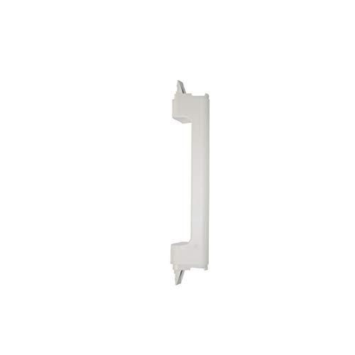 Deckelgriff Handtürgriff Halter Türöffner Deckel Stange Griff weiß ORIGINAL Liebherr 7422853 Kühlschrank Gefrierschrank auch passend für Quelle eingesetzt in GT GTS GTE GTSBL uvm