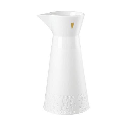 Design Krug (Räder - PET Breakfast - Krug - Kanne - Karaffe - Höhe 23 cm Ø 12 cm - Füllmenge 1L)