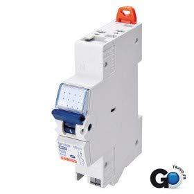 Disjoncteur phase/neutre auto 16A Fixmatic MTC 45 courbe C GW90607F -GEWISS