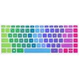 35,6cm HP Tastatur Cover Haut für 35,6cm HP Pavilion x36014m 14m-ba011dx 14m-ba013dx 14m-ba014dx 14m-ba015dx 14m-ba114dx 14m-bf 14-bf050wm, 14m-bw 14-bw065br 35,6cm Laptop Raibow (Skins Für Hp Pavilion X360)