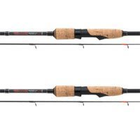 Fox Rage Warrior Dropshot Rod 213,36 cm 10,16 cm 5-20g (nrd187)