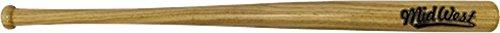 Midwest Slugger natur Holz Baseball Softball Traditioneller Holz Schläger, 76,2 cm (30 zoll)