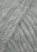 Lang Yarns Malou 0003 silver gray 50g Wolle