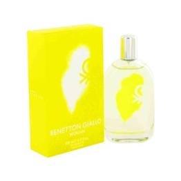 Benetton giallo 3.4oz eau de toilette profumo spray for women by benetton