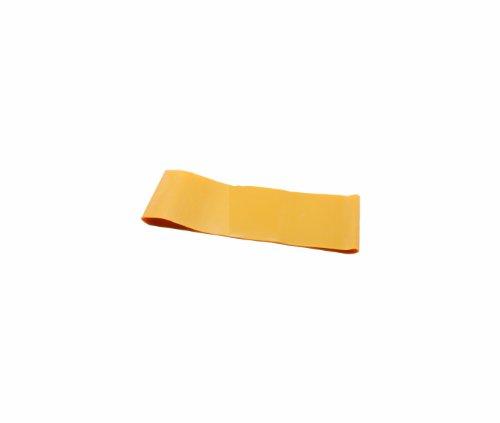 Widerstand Medium Schleife Bänder (Cando 1015405 Loop Übungsring - 25.4 cm - gold/ sehr-sehr schwer)
