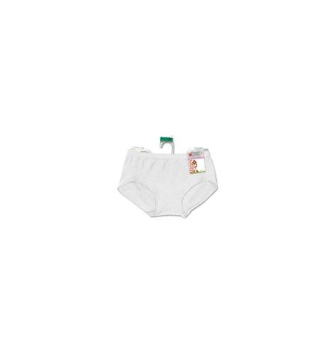 Hanes Comfort Perfect Mix and Match Bikini 2 Pack White # 42PSW1 White