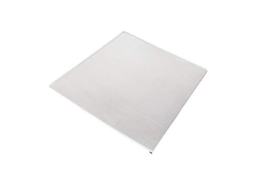 Protector de fondo Emuca para módulos de cocina 800 x 580 mm de espesor 16 mm