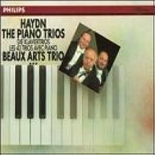 Haydn:The Piano Trios [Die Klaviertrios / Les 43 Trios Avec Piano]