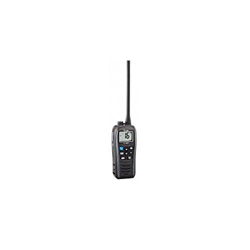 ICOM IC-M25 EURO VHF Portable Marine 5W Gris 5w Marine